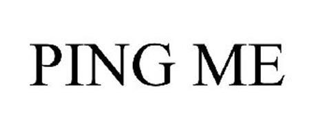 PING ME
