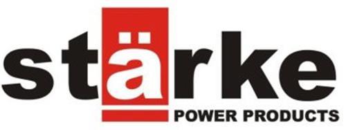 STÄRKE POWER PRODUCTS