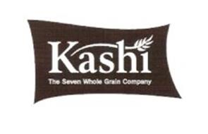 KASHI THE SEVEN WHOLE GRAIN COMPANY