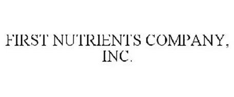 FIRST NUTRIENTS COMPANY, INC.