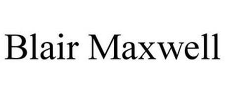 BLAIR MAXWELL