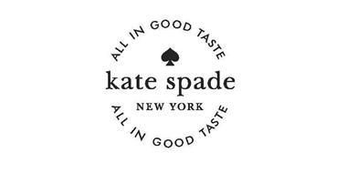 ALL IN GOOD TASTE KATE SPADE NEW YORK ALL IN GOOD TASTE