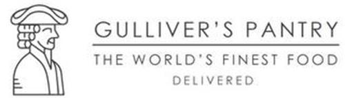 GULLIVER'S PANTRY THE WORLD'S FINEST FOOD DELIVERED