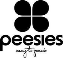 PEESIES EASY TO PEESIE