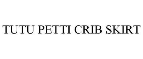 TUTU PETTI CRIB SKIRT