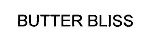 BUTTER BLISS