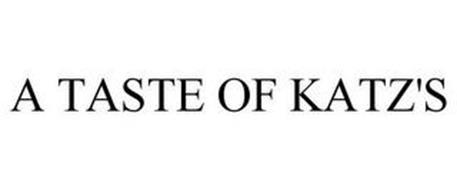 A TASTE OF KATZ'S