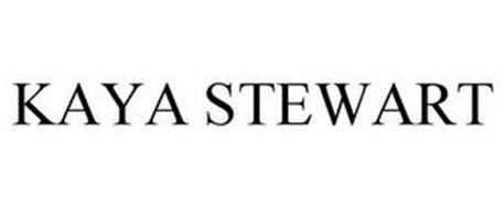 kaya stewart trademark of kaya stewart holdings llc