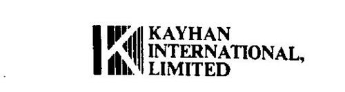 KAYHAN INTERNATIONAL, LIMITED