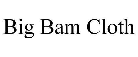 BIG BAM CLOTH