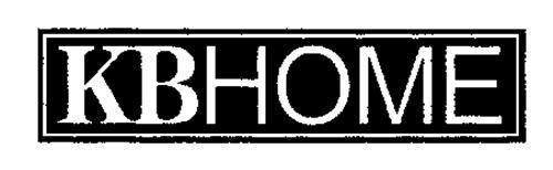 KBHOME