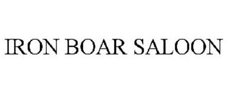 IRON BOAR SALOON