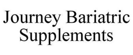 JOURNEY BARIATRIC SUPPLEMENTS