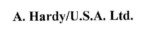 A. HARDY/U.S.A. LTD.