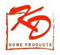 KD HOME PRODUCTS