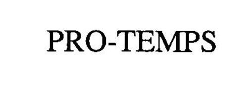 PRO-TEMPS