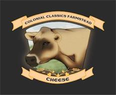 COLONIAL CLASSICS FARMSTEAD CHEESE