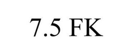7.5 FK