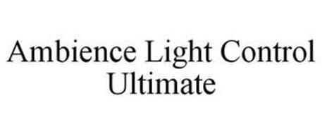 AMBIENCE LIGHT CONTROL ULTIMATE