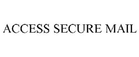ACCESS SECURE MAIL