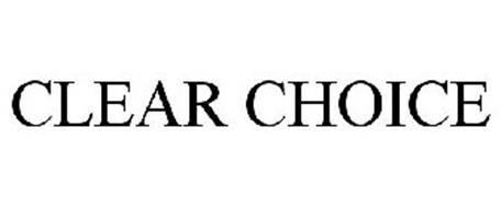 CLEAR CHOICE