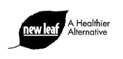 NEW LEAF A HEALTHIER ALTERNATIVE