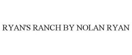 RYAN'S RANCH BY NOLAN RYAN