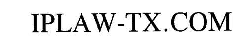 IPLAW-TX.COM