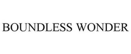 BOUNDLESS WONDER