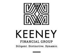 K KEENEY FINANCIAL GROUP DILIGENT. DISTINCTIVE. DYNAMIC.