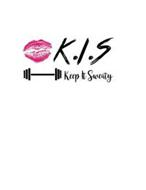 K.I.S. KEEP IT SWEATY