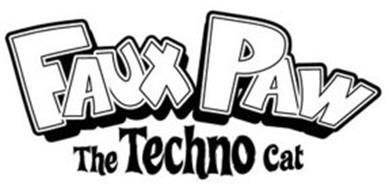 Faux Paw The Techno Cat Video