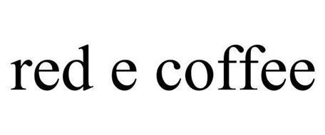 RED E COFFEE