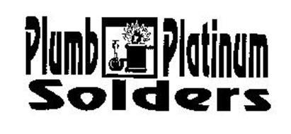 PLUMB PLATINUM SOLDERS
