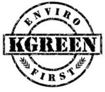 ENVIRO FIRST KGREEN