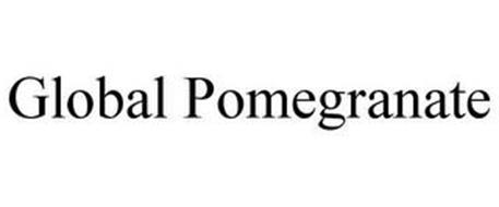 GLOBAL POMEGRANATE