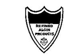 REFINED ALGIN PRODUCTS Trademark of KELCO COMPANY Serial Number