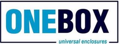 ONEBOX UNIVERSAL ENCLOSURES
