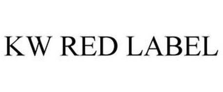 KW RED LABEL