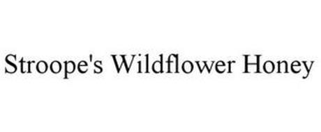 STROOPE'S WILDFLOWER HONEY