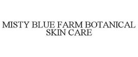 MISTY BLUE FARM BOTANICAL SKIN CARE