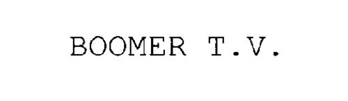 BOOMER T.V.