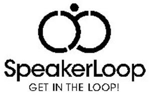 SPEAKERLOOP GET IN THE LOOP!