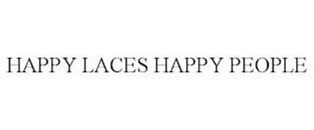 HAPPY LACES HAPPY PEOPLE