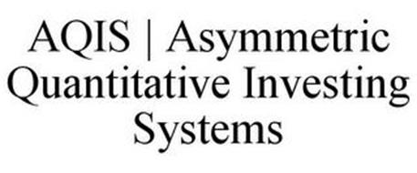 AQIS | ASYMMETRIC QUANTITATIVE INVESTING SYSTEMS