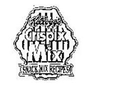KELLOGG'S CRISPIX MIX SNACK MIX RECIPES