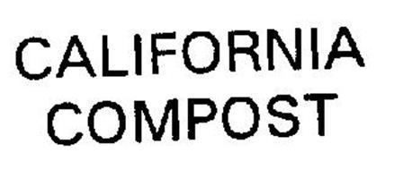 CALIFORNIA COMPOST