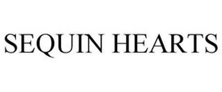 SEQUIN HEARTS