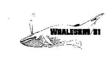 WHALESKIN/81