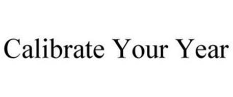 CALIBRATE YOUR YEAR